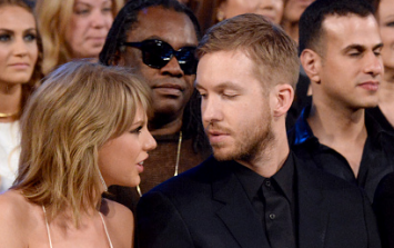 """Insanely Happy"" - Calvin Harris Is Loving Life With Taylor Swift"