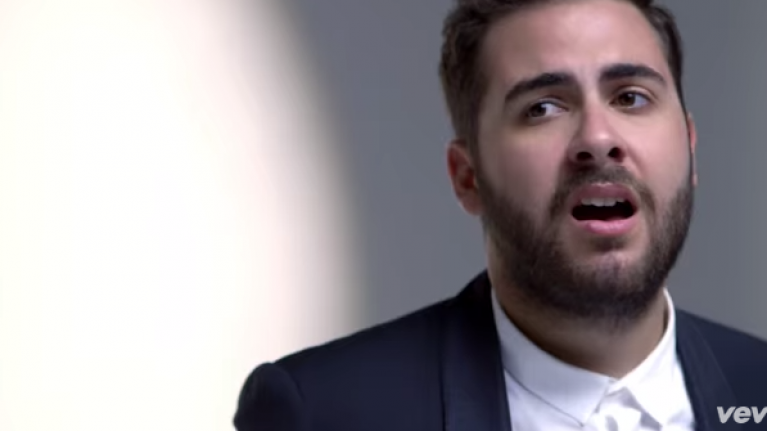 WATCH: X Factor Star Andrea Faustini Releases Music Video For First Solo Single