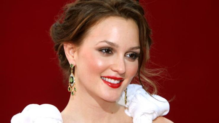 Leighton Meester To Sell Her Designer Wardrobe For Charity