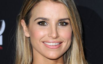 "Vogue Williams Speaks Out About ""Really Tough Week"""
