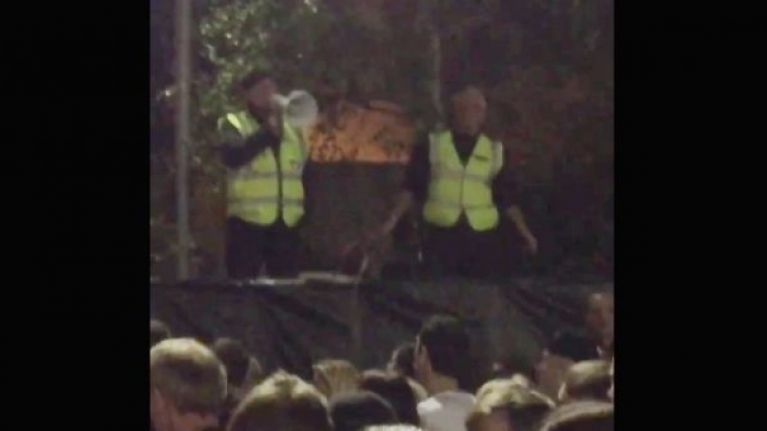 VIDEO: What Happened Outside Croke Park Last Night Is Irishness At Its Best