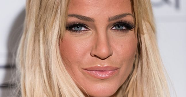 Sarah Harding has singled out this Irish guy for a potential date