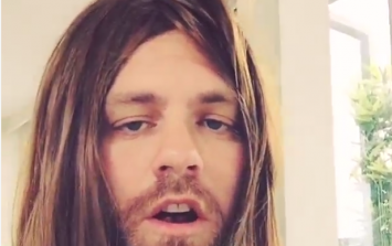 Brian McFadden's Latest Cover Has to be Seen to Be Believed