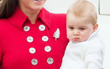 Seven Times Prince George's Unimpressed Facial Expressions Summed Up Our Lives