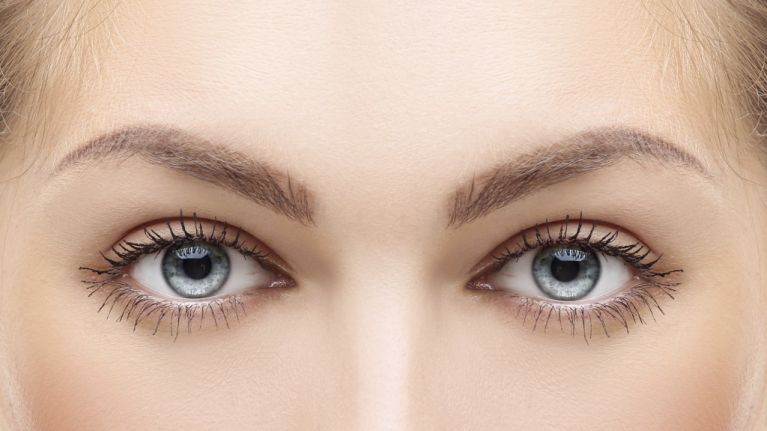 Expert Reveals The Perfect Eyebrow For Every Face Shape Her