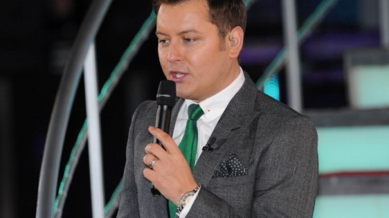 Irish Presenter Brian Dowling Reveals He's Getting Married Today With Very Cute Tweet