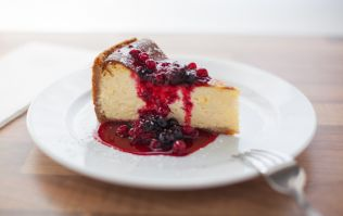 Sunday Sweet Treat: New York Style Baked Cheesecake