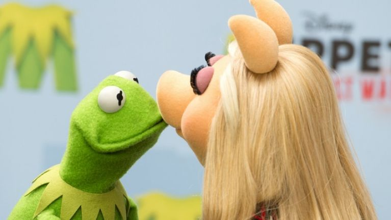 Miss Piggy and Kermit The Frog Announce Their Break-Up   Via