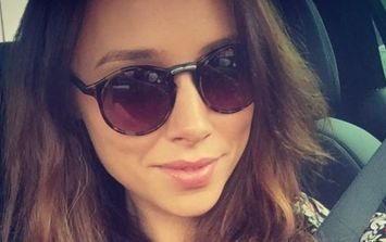 Una Foden Shares THE Cutest Video of Aoife Belle Ever