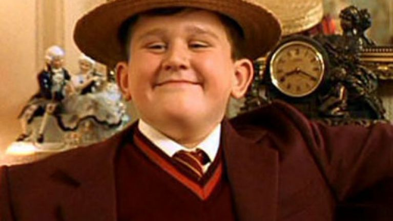remember harry s cousin dudley dursley this is what he looks like now. Black Bedroom Furniture Sets. Home Design Ideas