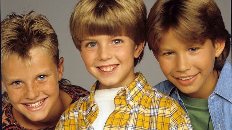 Young Brad Home Improvement