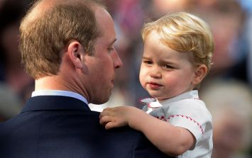 The new photos of Prince George released for his 3rd birthday are adorable