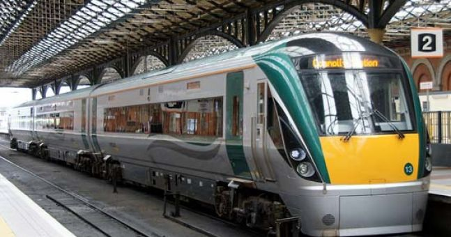 Those affected by Irish Rail strike can avail of half-price fares from mytaxi
