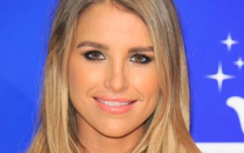 Vogue Williams Shows Her Support For Ex Brian McFadden