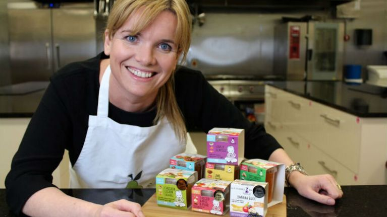 Irish Women In Business: Irene Queally, Owner and Founder of Pip & Pear Baby Food