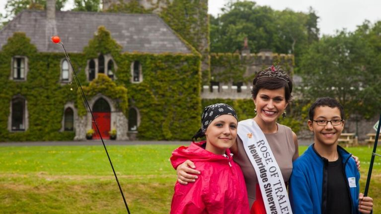 Watch: Day One Of The Rose Of Tralee's Trek2Tralee  And Our Visit To Irish Charity Barretstown