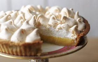 This classic lemon meringue pie is what you need today