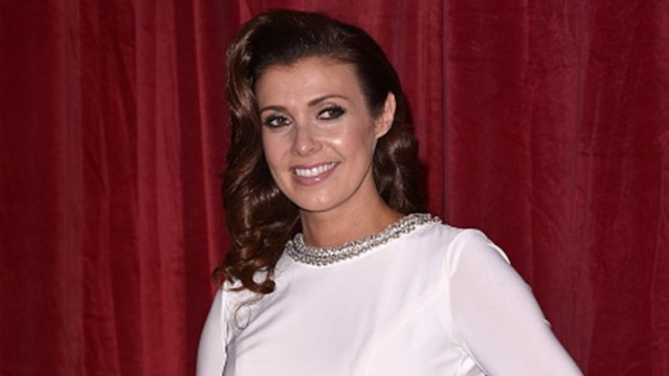 Coronation Street's Kym Marsh reveals that she has become a grandmother for the first time