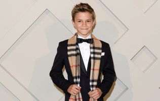 Romeo Beckham and Millie Bobby Brown are dating, and we can't deal