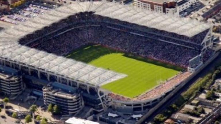 There Will Be A Very Special Performance At Croke Park This Weekend