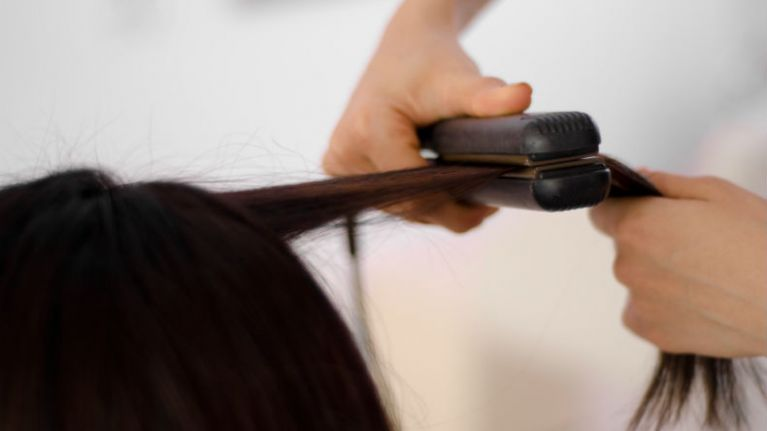 Here's how to tell if your hair straightener has reached its expiry date