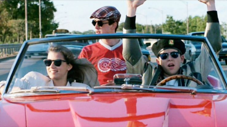 Ferris Bueller's Day Off has landed on Netflix and that's the rest of our evening sorted