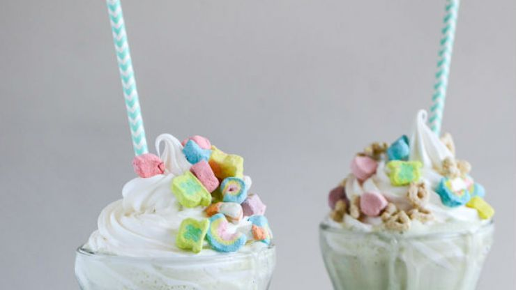 Love Lucky Charms? This Cocktail Might Just Be Your New Favourite Drink