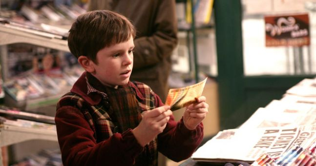 Remember Charlie Bucket? Here's What He Looks Like Now ...