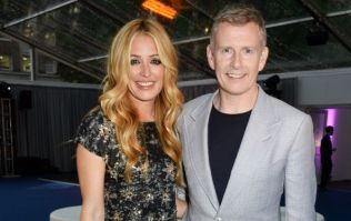 Congrats! Cat Deeley and Patrick Kielty have welcomed their second child