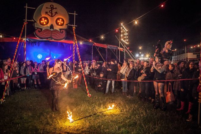 IN PICTURES: Electric Picnic Day One