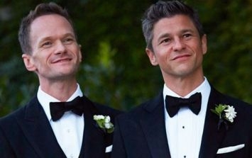 PICTURE: Neil Patrick Harris Posts Sweet Tribute To David Burtka On Wedding Anniversary
