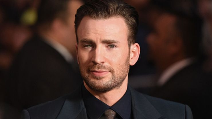 Chris Evans gave his dog a haircut and it didn't go well at all