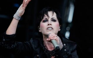 There's a tribute show about Dolores O'Riordan on TV tonight