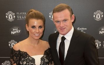 PICTURE: Coleen Rooney Shares Adorable 'Back To School' Snap