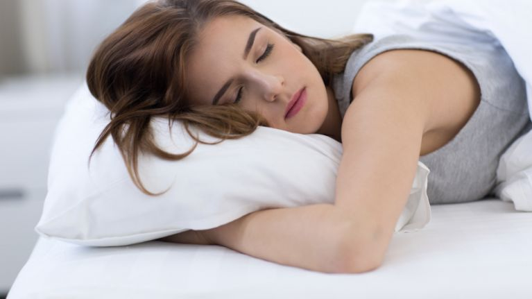 The strange tip that can help you get a good night's sleep