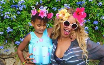 WATCH: Beyoncé Shares Extremely Cute Video Dancing With Blue Ivy