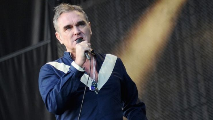 Twitter Is Not Impressed With The Sex Scene In Morrissey's New Book