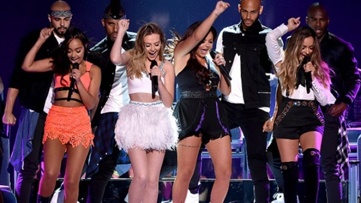 Little Mix respond to claims they copied G.R.L's song