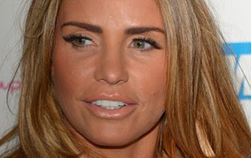 Katie Price Hits Out at Singer Kavana on Instagram