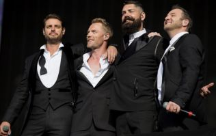 Boyzone announce two Irish gigs as part of their farewell tour