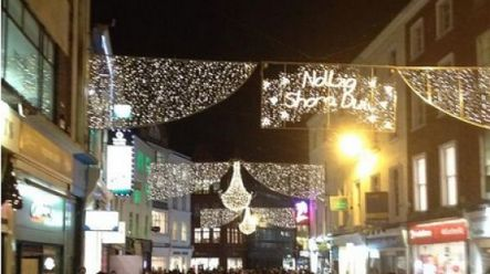 So This Is When Dublin S Christmas Lights Will Be Switched