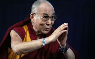 Dalai Lama Confirmed For Glastonbury 2015