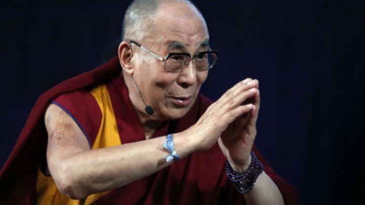 Dalai Lama Confirmed For Glastonbury 2015