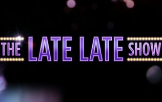 This Week's Late Late Show Might Be Worth Staying In For...