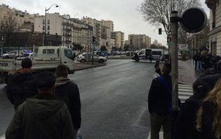 Hostages Being Held in Store in Eastern Paris