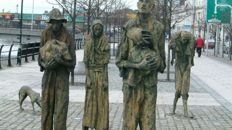 Channel 4 Gives The Go Ahead For Comedy About Irish Famine