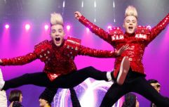 Jedward Are Planning A Eurovision Comeback... But They Won't Be Representing Ireland