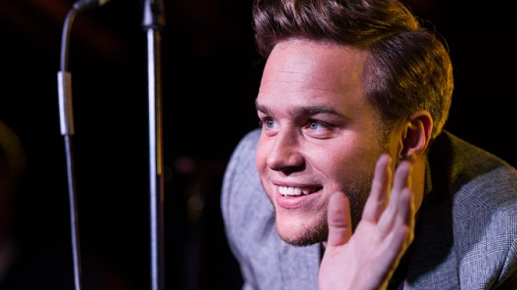 Our Favourite Cheeky Chap Olly Murs Has Some Pretty Exciting News This Week...
