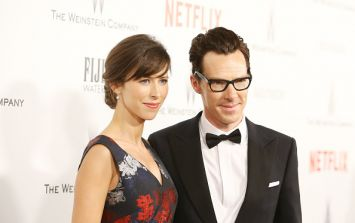 First Look! Valentino Shares Photo Of Sophie Hunter's Dress For Wedding To Benedict Cumberbatch