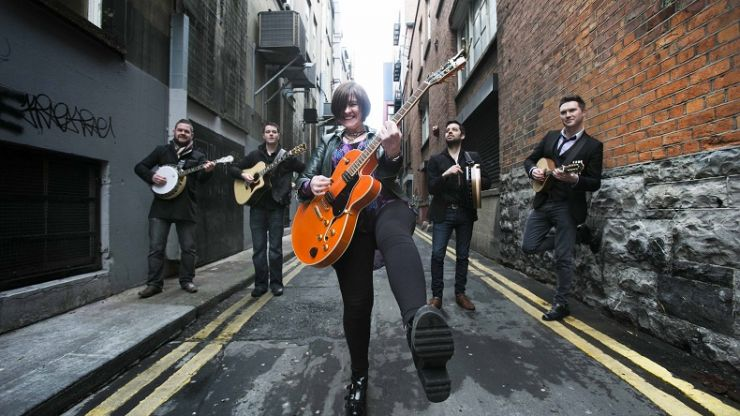 Thirty Free Concerts To Be Held This Week As Part Of Temple Bar TradFest